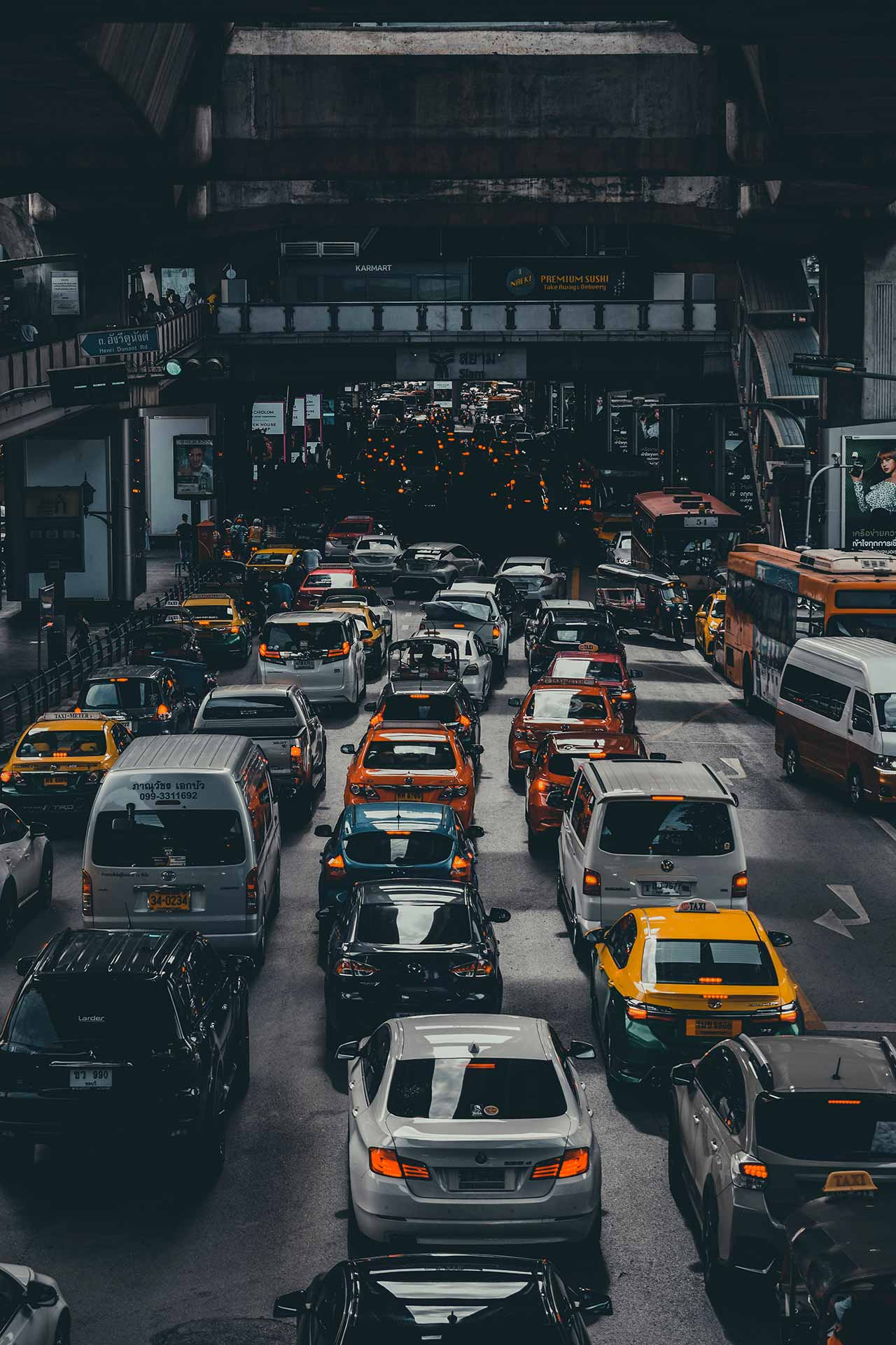 Traffic Jam of the Senses: Signs and symptoms of sensory processing disorder