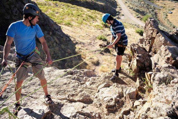 rock climbing dss